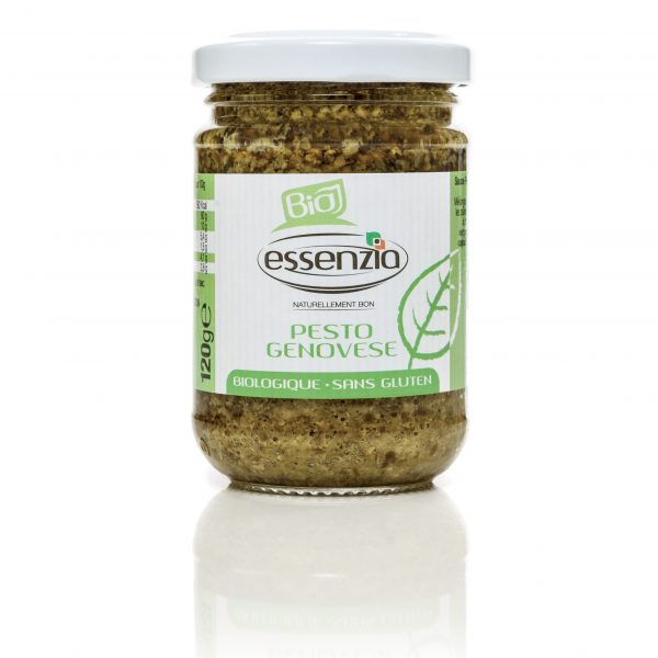 3760014295003 Pesto Genovese ESSENZIA BIO